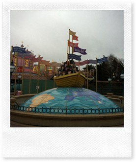 ir's a small world after all