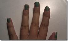 sinful 947 mint green