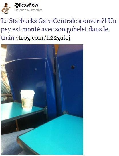 date ouverture starbucks gare centrale