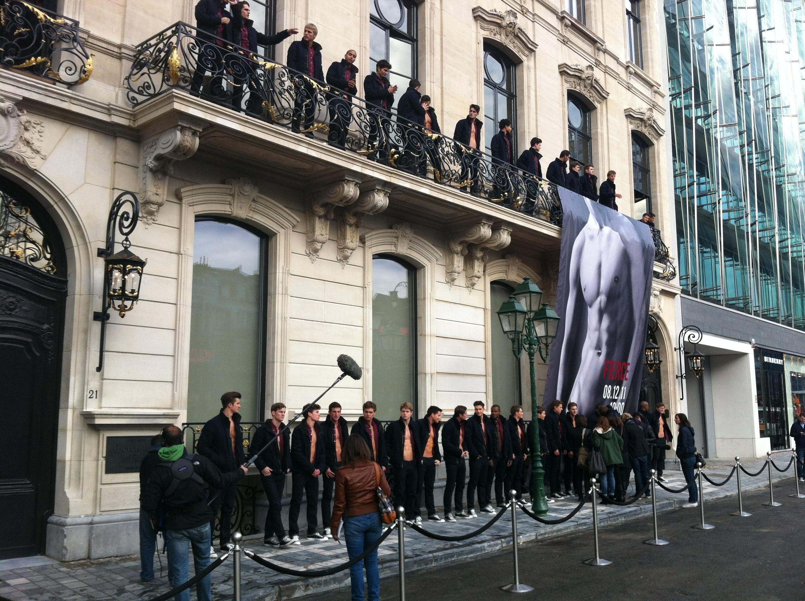 Abercrombie Bruxelles