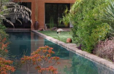 Eco-lodge Dar al-hossoun
