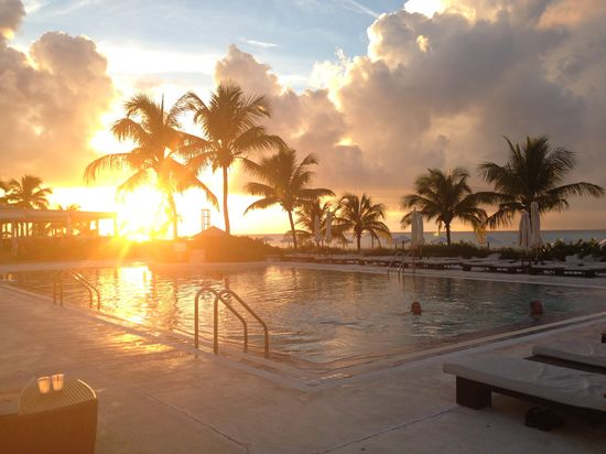 club med columbus isle piscine