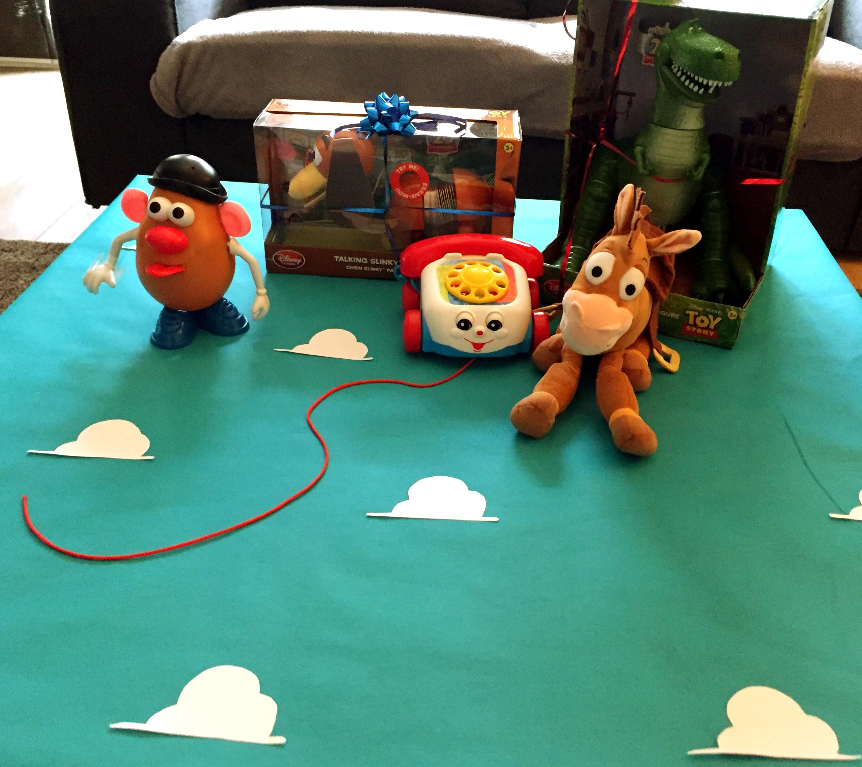 Anniversaire Toy Story Pour Les 2 Ans De Bébé Le Blog De Flexyflow