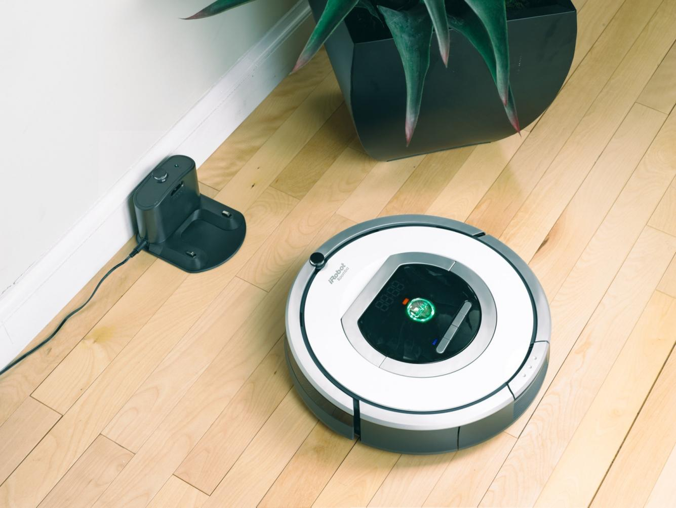 test du robot aspirateur irobot roomba 776p le blog de flexyflow. Black Bedroom Furniture Sets. Home Design Ideas