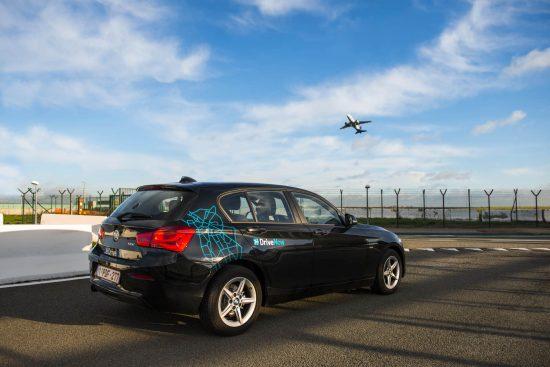 drivenow aéroport