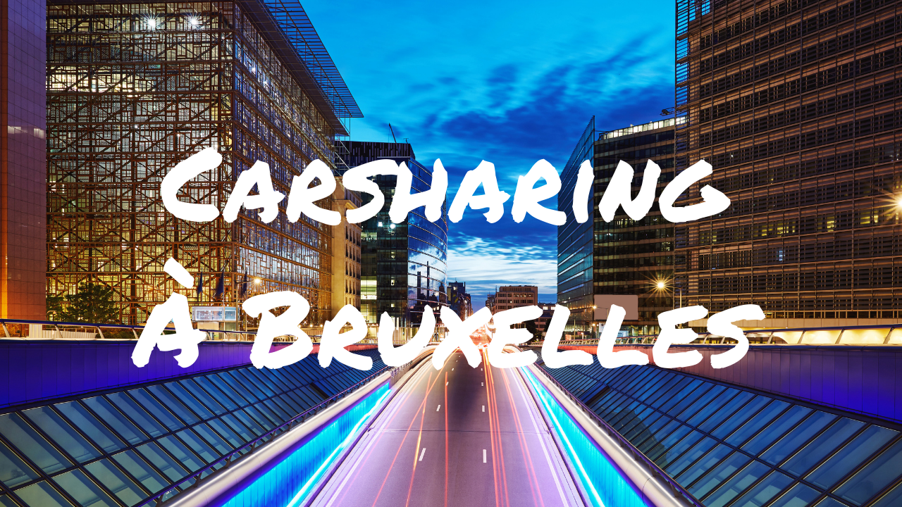 carsharing bruxelles