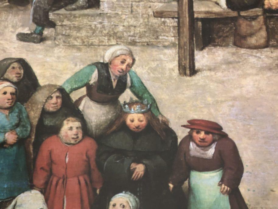 oeuvre beyond bruegel