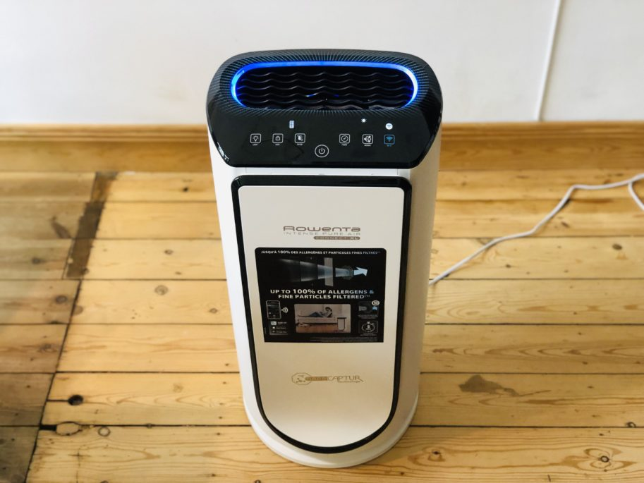 avis Rowenta PU6080F0 Purificateur d'Air Intense Pure Air Connect XL