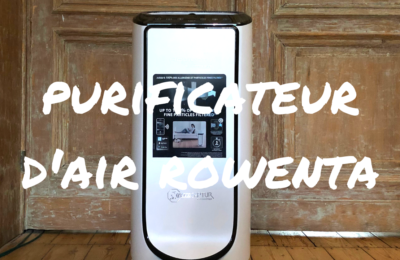 purificateur d'air rowenta PU6080F0 avis