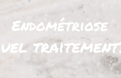 endometriose traitement