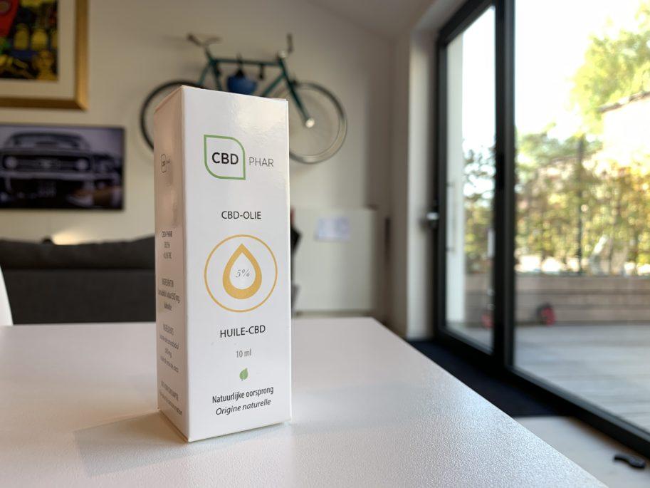huile de cbd belgique endométriose