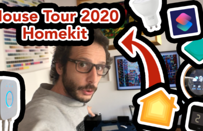domotique homekit home tour