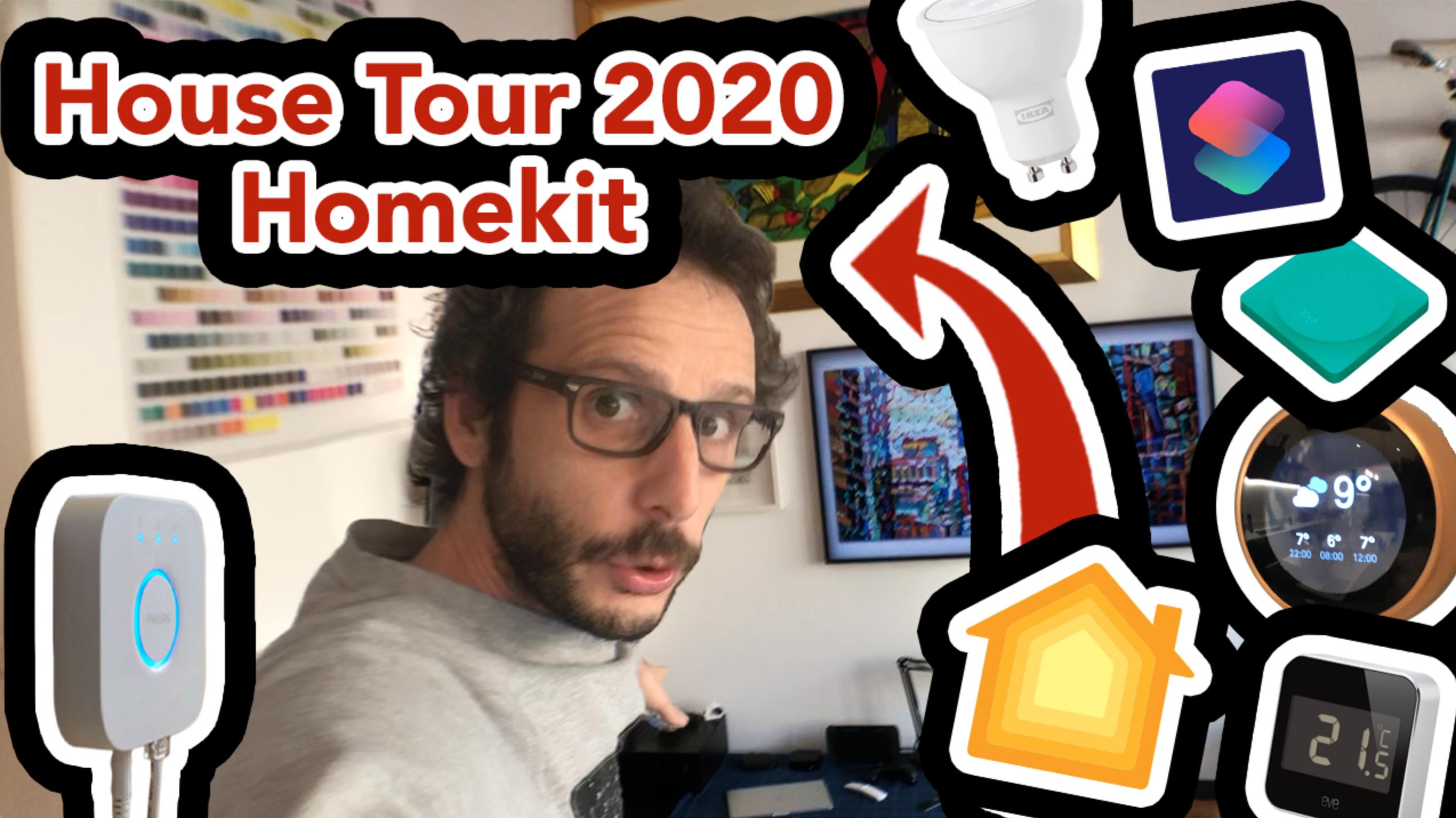 domotique homekit home tour